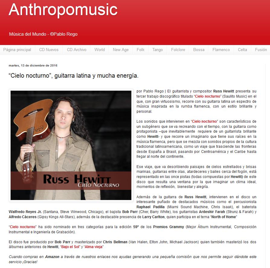 Press | Russ Hewitt