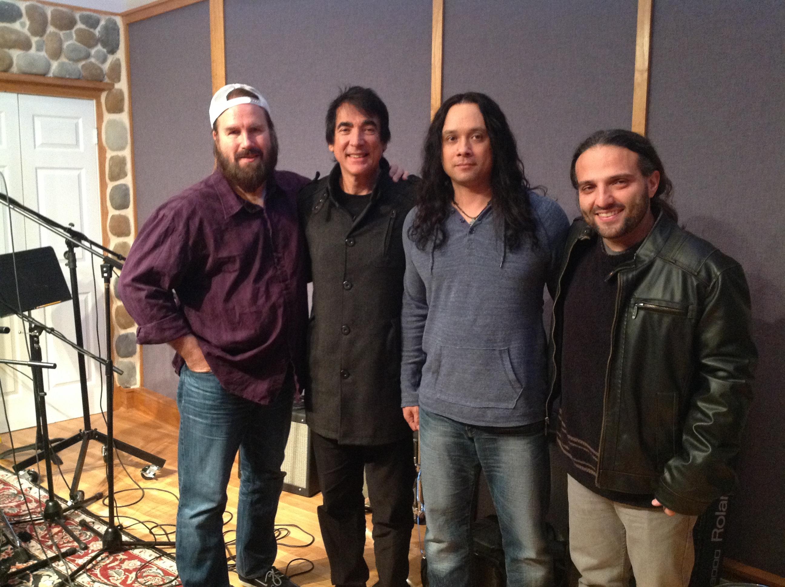 Recording: Phase 1