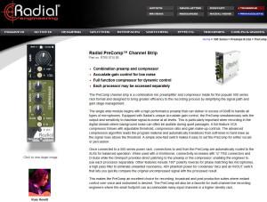 Radial PreComp1