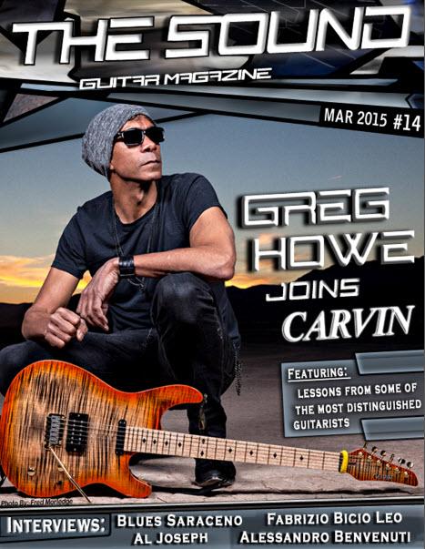 The Sound Guitar Magazine Issue #14