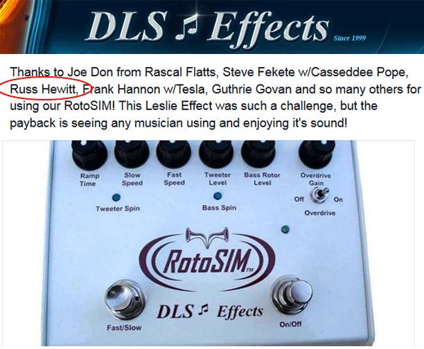 DLS Effects