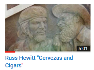 New video for 'Cervezas and Cigars'!