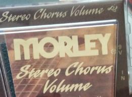 Reissue Stereo Chorus Volume pedal