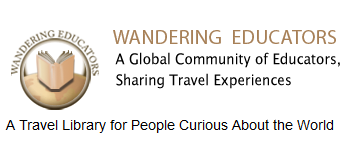 Wonderful review/interview from Dr.Jessie Voigts at WanderingEducators.com