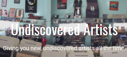 Fantastic review from Undiscovered Artists