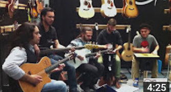 New video for 'Gypsy' live from NAMM