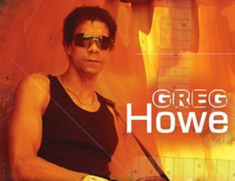 Greg Howe show and interview