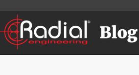 Radial Engineering Blog
