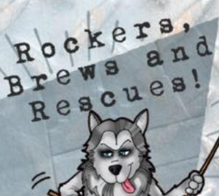 Rockers, Brews and Rescues event