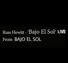 """""""Bajo el Sol"""" LIVE"""